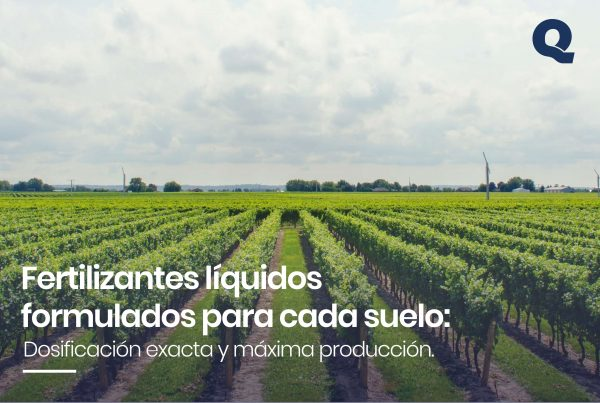 Fertilizantes liquidos